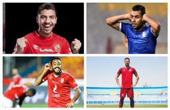 5 لاعبين في الصدارة.. اشتعال المنافسة على لقب هداف الدوري المصري مبكرًا