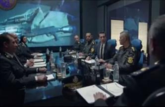 """""""حماية وطن"""".. فيلم تسجيلي يرصد ضبط الشرطة لورشة أسلحة نارية"""