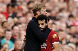 ماذا قال «كلوب» عن محمد صلاح بعد مباراة ليفربول ومانشستر يونايتد؟