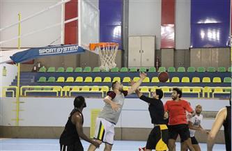 الأهلي يختتم تدريباته استعدادًا لمواجهة الاتحاد في كأس السوبر لكرة السلة | صور