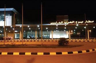 وصول أول رحلة لشركة «ويز إيرأبوظبي» لمطار برج العرب بالإسكندرية