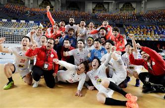 اليابان تفوز على البحرين في وداع مونديال العالم لكرة اليد «مصر 2021»
