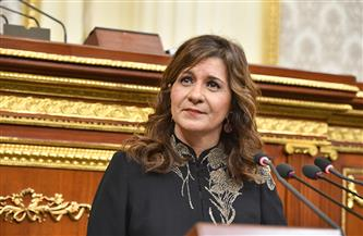 """نبيلة مكرم: """"لم يكن سهلا استعادة الثقة بين المصريين بالخارج ووطنهم الأم"""""""
