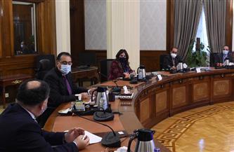 رئيس الوزراء يستعرض الجهود المبذولة من البنك المركزي لتعزيز الشمول المالي