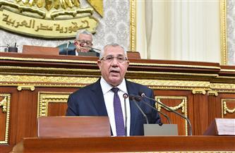 أبرز تصريحات وزير الزراعة أمام مجلس النواب | إنفوجراف