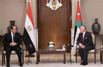 وسط تحديات إقليمية ودولية.. رسائل القاهرة ـ عمان