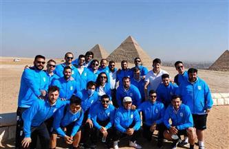 نجوم العالم لليد: تنظيم مصر للبطولة رائع.. وزيارة الأهرامات كانت حلمًا وتحقق | فيديو