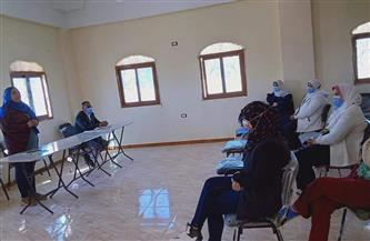 مستشفى رأس سدر ينظم دورة للعاملين في الجودة والسلامة والصحة المهنية | صور