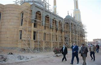 الزملوط: افتتاح المجمع الإسلامى بالداخلة فى مارس المقبل| صور