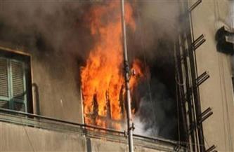 مصرع طفل في حريق شقة بحلوان بعد تعرضه لاختناق