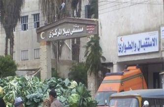 إصابة أم وأولادها الثلاثة بتسمم نتيجة تناولهم حلوى من سوق شعبية ببيلا في كفرالشيخ