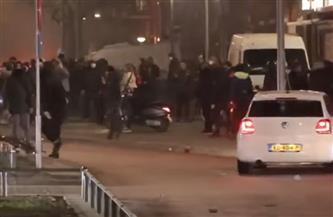 الاشتباكات تتجدد في هولندا والشرطة تعتقل العشرات