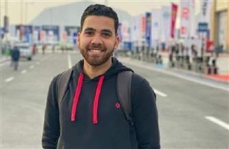 رئيس جامعة طنطا ينعى وفاة الطالب المثالي محمد طارق بكلية الهندسة