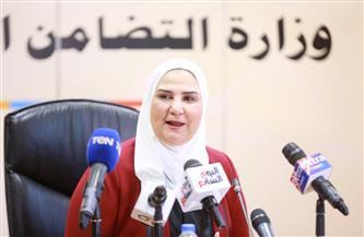 """نيفين القباج: التضامن أعدت ملفا لكل قرية في إطار مبادرة """"حياة كريمة"""""""
