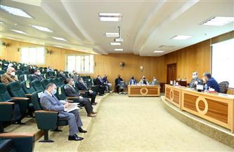 مجلس جامعة كفر الشيخ: إعلان جداول الامتحانات الأسبوع الأول من فبراير | صور