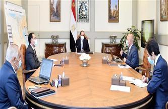 الرئيس السيسي يوجه بالبدء في التنفيذ الفوري لمخطط تطوير الشبكة القومية للسكك الحديدية