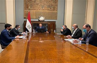 وزير الخارجية يرحب بحشد الدعم السياسي والمالي لصندوق بناء السلام | صور
