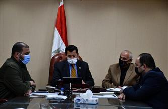 وزير الرياضة للاعبي منتخب اليد: ننتظر منكم تحقيق الإنجاز الأهم لكرة اليد المصرية | صور