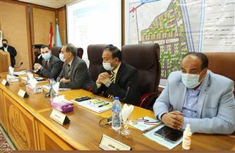 «تنفيذي كفر الشيخ» يوافق على إقامة عدد من المشروعات الخدمية | صور