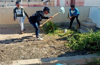 رئيسة مدينة سفاجا تعلن تنظيم معسكر للنظافة والتشجير احتفالا بيوم البيئة الوطني | صور