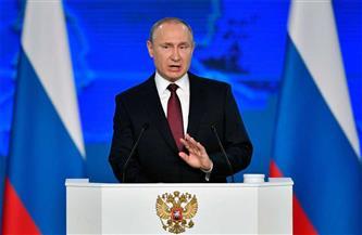 بوتين: الاحتجاجات المؤيدة لنافالني جاءت على خلفية التذمّر بسبب وباء كورونا