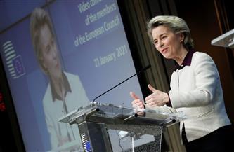رئيسة المفوضية الأوروبية تستعد لاستجواب البرلمان الأوروبي بشأن إستراتيجية التطعيم ضد كورونا