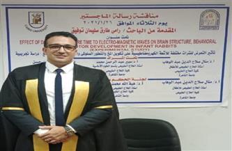 «الإفراط فى استخدام الموبايل يؤثر على الحركة وخلايا المخ»..رسالة ماجيستير في جامعة القاهرة