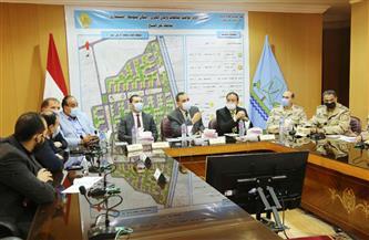 محافظ كفر الشيخ يؤكد البدء خلال أيام في إنشاء 3 تجمعات سكنية جديدة بعاصمة المحافظة   صور