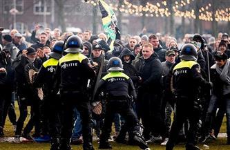 هولندا: استمرار أعمال الشغب والاحتجاجات لليوم الرابع على التوالي