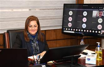 """هالة السعيد: مصر تنفرد بتحقيق نمو اقتصادي إيجابي خلال """"كورونا"""" بدعم من الإصلاح الشامل"""