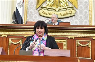 """أعضاء """"النواب"""" يواصلون انتقاد أداء وزيرة الثقافة: """"نشعر بأنها تتحدث عن بلد آخر"""""""