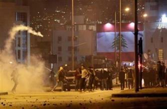 الجيش اللبناني: إصابة 31 عسكريا بجروح مختلفة خلال تظاهرات مدينة طرابلس