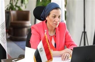 """ياسمين فؤاد تكشف تفاصيل حملة الوزارة لنشر الوعي البيئي تحت شعار """"اتحضر للأخضر"""""""