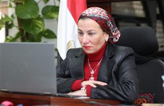 وزيرة-البيئة-تكشف-جهود-معالجة-وتدوير-المخلفات-الزراعية