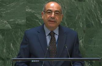 السفير محمد إدريس: انتخاب مصر لرئاسة لجنة بناء السلام يعكس ثقة أعضاء الأمم المتحدة لدورها في بناء السلام