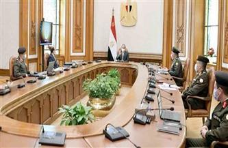 الرئيس السيسي يوجه بتوفير أحدث المعدات والآلات لمشروع تطوير الريف