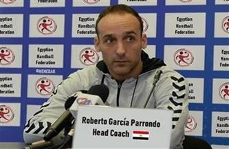 مدرب يد مصر: فخور بأداء الفريق وأسعى لمواصلة التطور من أجل المستقبل