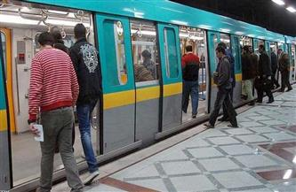 تقليل سرعات القطارات بخطي المترو (الأول والثاني) لارتفاع حرارة الجو