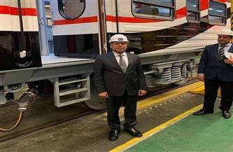 مشروعات السكك الحديدية الجديدة خدمة عالمية تليق بالمصريين | صور