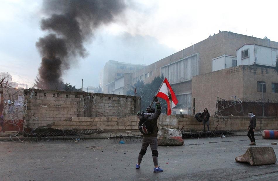الوكالة اللبنانية  قتلى جراء إطلاق نار في بيروت