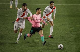 ميسي يعود ليقود برشلونة إلى دور الثمانية في كأس ملك إسبانيا