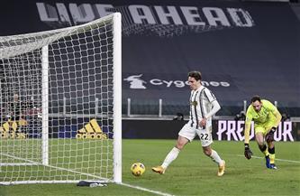 يوفنتوس يسحق سبال برباعية نظيفة ويتأهل للمربع الذهبي بكأس إيطاليا