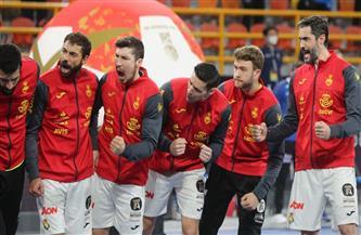 مدرب إسبانيا: «مواجهة الدنمارك صعبة».. والحارس: «نسير بخطى ثابتة في مونديال اليد»