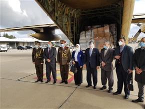 وزيرة الصحة: زيارتي محملة برسالة تضامن من الرئيس السيسي إلى الشعب اللبناني الشقيق