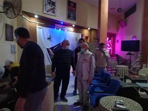 محافظة المنوفية: غلق 189 منشأة وتحرير 365 غرامة لعدم الالتزام بالإجراءات الوقائية | صور