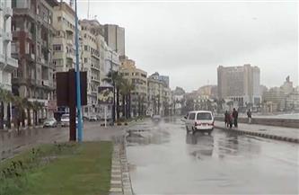 """طوارئ بـ""""الإسكندرية"""" لمواجهة حالة عدم الاستقرار فى الأحوال الجوية"""