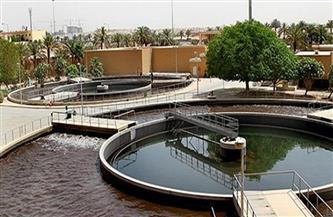"""محطة مياه """"أولاد سالم"""" بسوهاج تحصل على الشهادة الدولية في الإدارة الفنية المستدامة"""