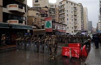 الشرطة اللبنانية: تعرضنا لاعتداءات في طرابلس بـ 300 قنبلة مولوتوف و3 قنابل يدوية حربية