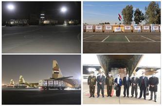 بتوجيهات من الرئيس السيسي.. مصر ترسل كميات كبيرة من المساعدات الطبية إلى لبنان |فيديو
