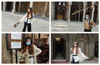 المدونون التشيك يواصلون برنامجهم السياحي بجولة في المتحف المصري
